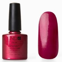 CND Shellac - Red Baroness